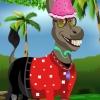 Cute Donkey Dress Up
