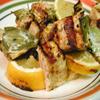 Jigsaw: Grilled Swordfish