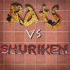 Rat vs Shuriken
