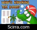 Who's knocking the door?